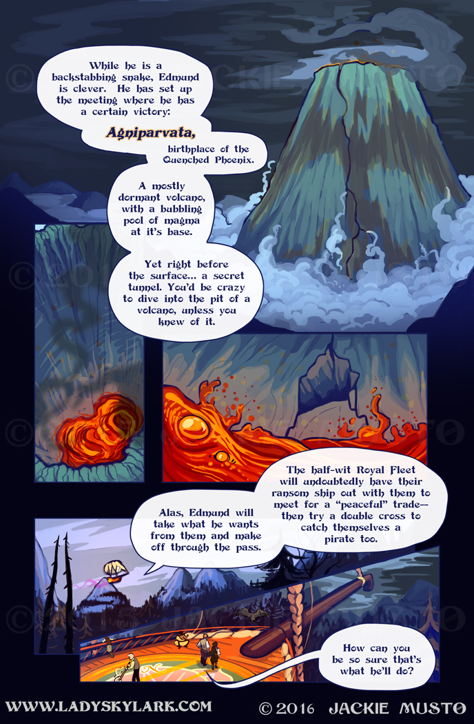 Lady Skylark and the Queen's Treasure - Page 242