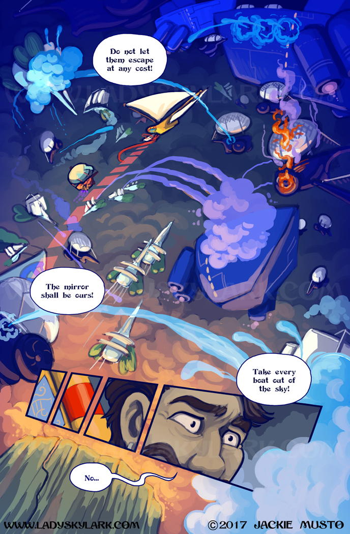 Lady Skylark and the Queen's Treasure - Page 259