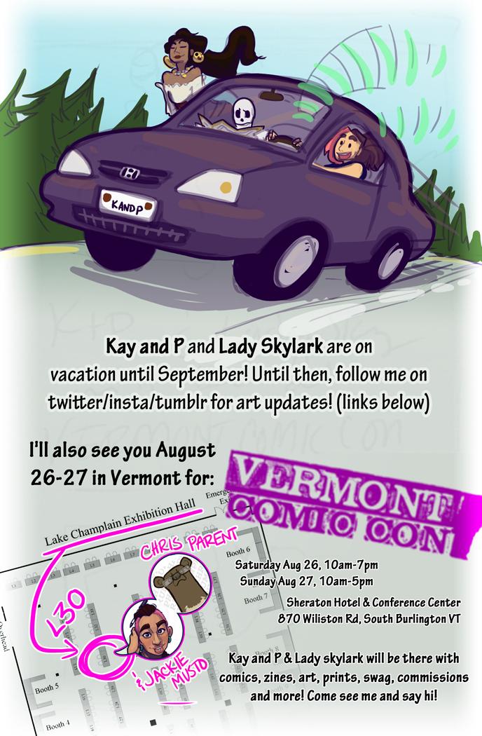 Vermont Comic Con 2017!