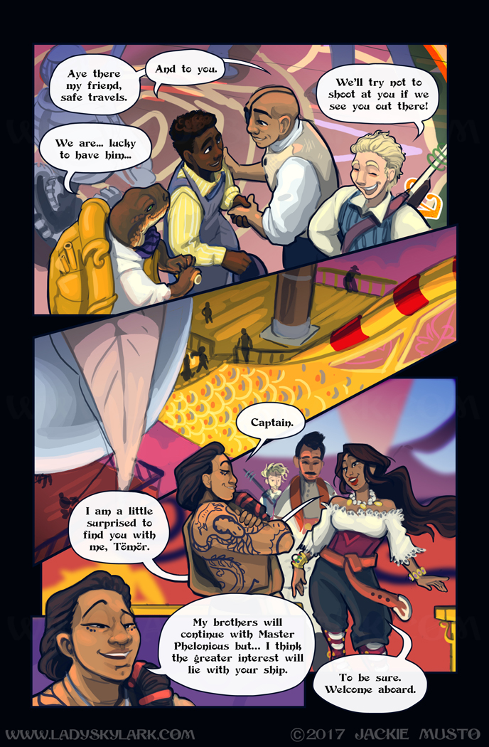 Lady Skylark and the Queen's Treasure - Page 291