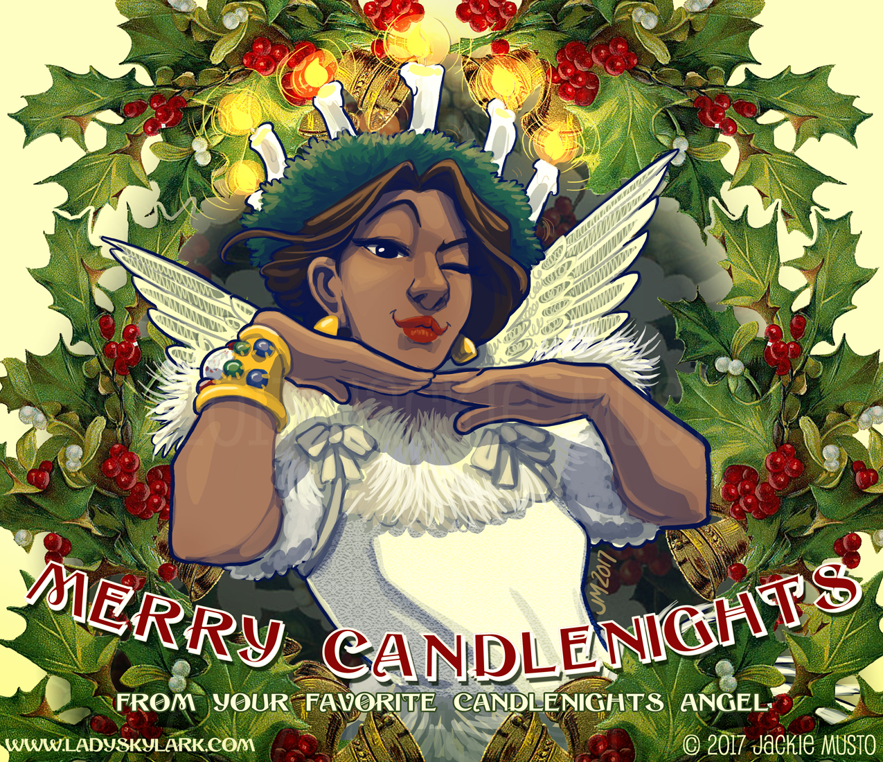 Merry Candlenights!